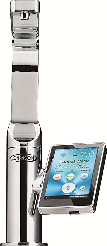 Chanson Miracle Max Royale Water Ionizer Front